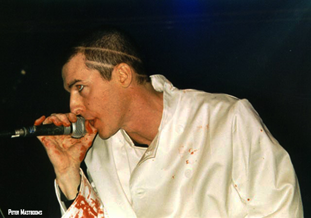 NEWS On this day, 20 years ago, FAD GADGET performed his first legendary come-back show!