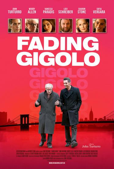 22/12/2014 : JOHN TURTURRO - Fading Gigolo