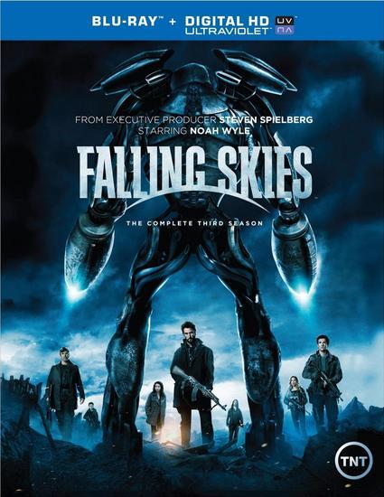 07/12/2014 :  - FALLING SKIES SEASON 3