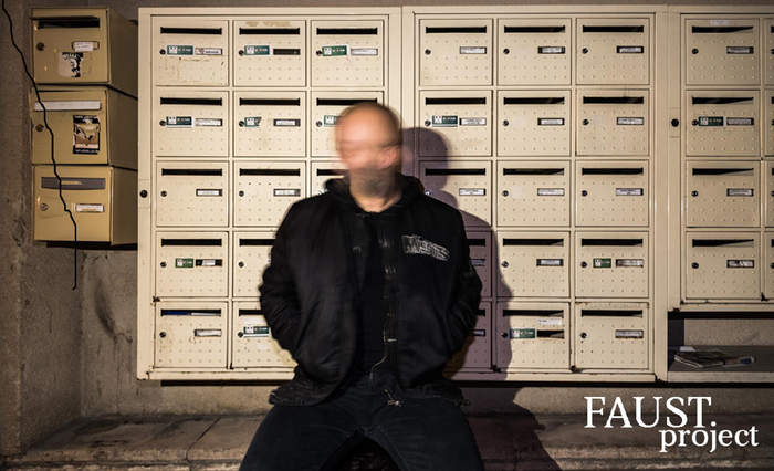 30/03/2019 : FAUST PROJECT - Somewhere between the shadows there's a place called us