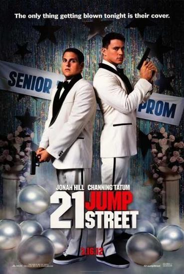 24/09/2014 : PHIL LORD & CHRIS MILLER - 21 Jump Street