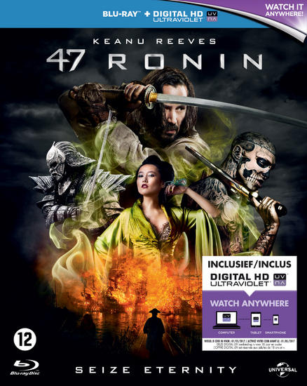 15/07/2014 : CARL RINSCH - 47 Ronin