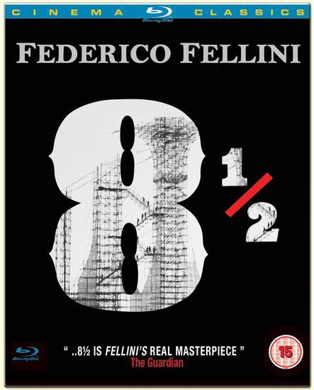 24/10/2013 : FEDERICO FELLINI - 8 1/2