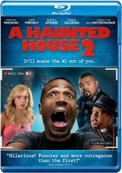 28/08/2014 : MICHAEL TIDDES - A Haunted House 2