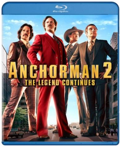03/07/2014 : ADAM MCKAY - Anchorman 2-The legend continues