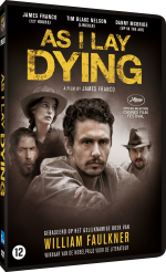 19/02/2014 : JAMES FRANCO - As I lay dying