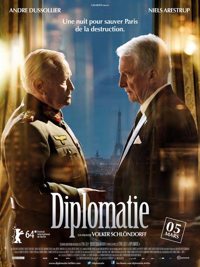 07/07/2014 : VOLKER SCHLONDORFF - Diplomatie
