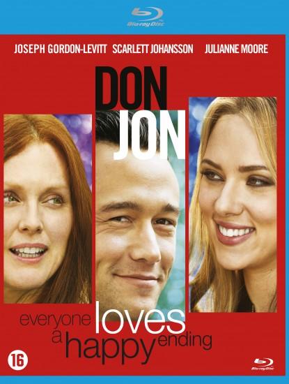 04/02/2014 : JOSEPH GORDON-LEVITT - Don Jon