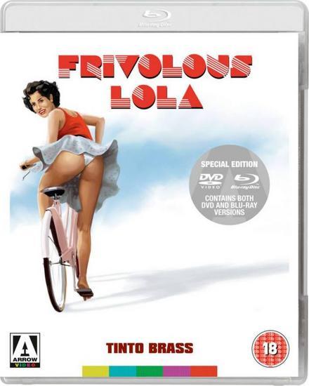 17/02/2014 : TINTO BRASS - Frivolous Lola