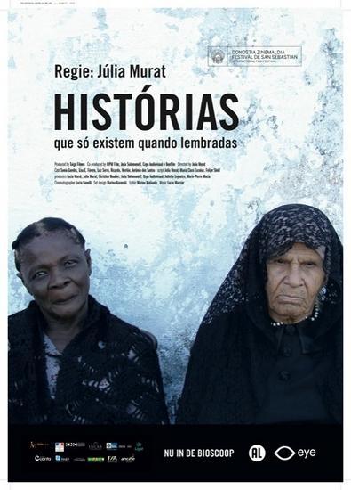 13/03/2014 : JULIA MURAT - Historias Que So existem Quando Lembradas