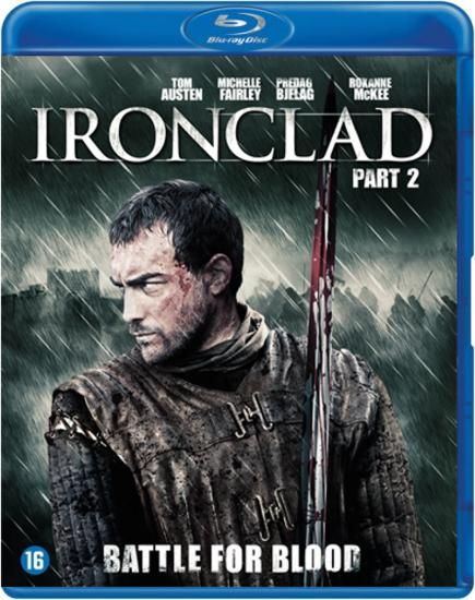 13/08/2014 : JONATHAN ENGLISH - Ironclad: Battle For Blood