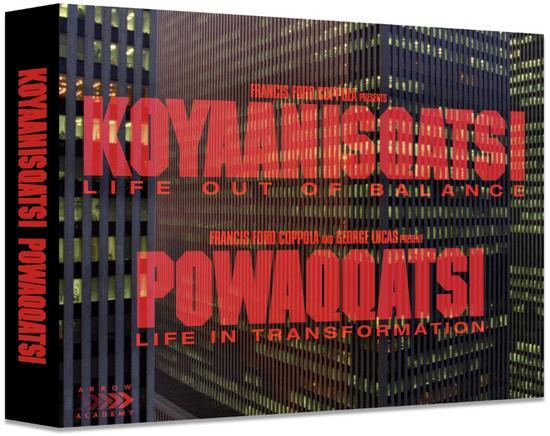 13/05/2014 : GODFREY REGGIO - Koyaanisqatsi
