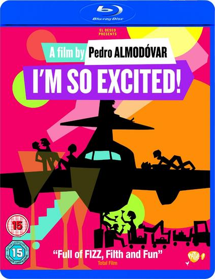 10/10/2013 : PEDRO ALMODOVAR - Los Amantes Pasajeros