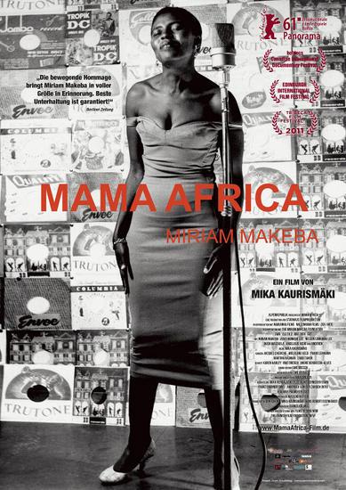 24/06/2014 : MIKA KAURISMAKI - Mama Africa