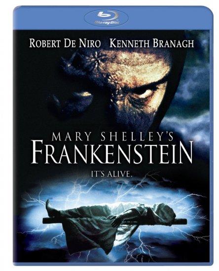 18/02/2013 : KENNETH BRANAGH - Mary Shelley's Frankenstein