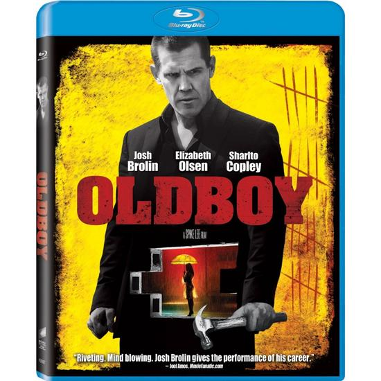 04/05/2014 : SPIKE LEE - Oldboy