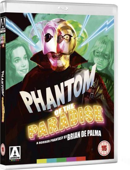 12/02/2014 : BRIAN DE PALMA - Phantom Of The Paradise