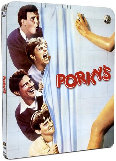 01/07/2014 : BOB CLARK - Porky's