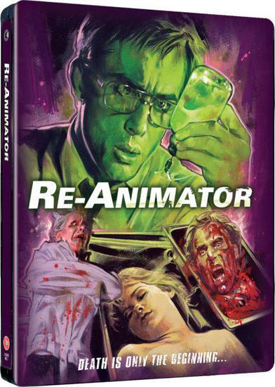 27/05/2014 : STUART GORDON - Re-animator