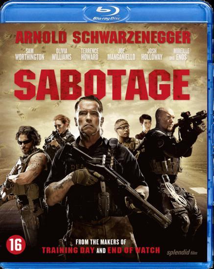 07/10/2014 : DAVID AYER - Sabotage