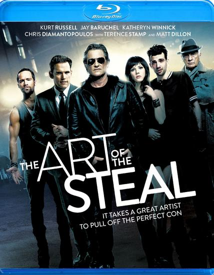 20/08/2014 : JONATHAN SOBOL - The Art Of The Steal