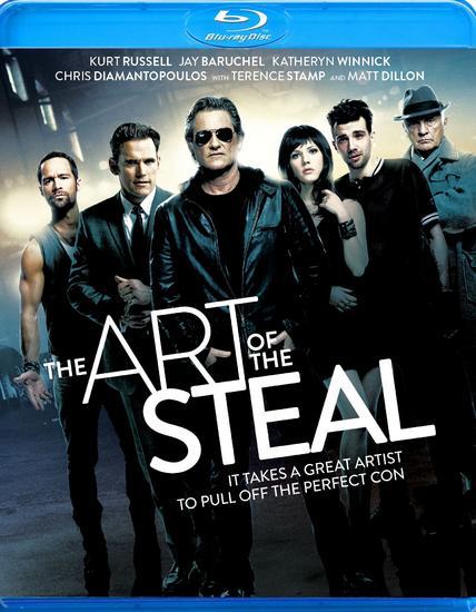20/08/2014 : JONATHAN SOBOL - The Art Of The Steal