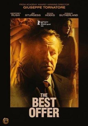 01/10/2014 : GIUSEPPE TORNATORE - The Best Offer