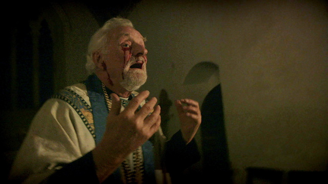 ELLIOT GOLDNER • FILM: The Borderlands • Movie REVIEW [EN ... Borderlands Movie