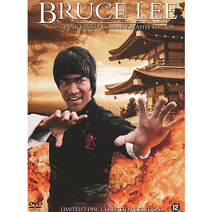 02/10/2013 : BRUCE LEE - Bruce Lee: The Complete Boxset