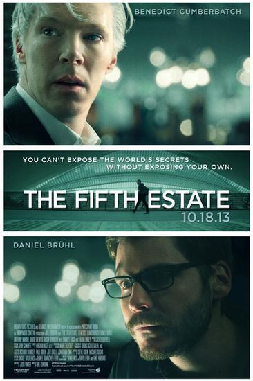 12/03/2014 : BILL CONDON - The fifth estate