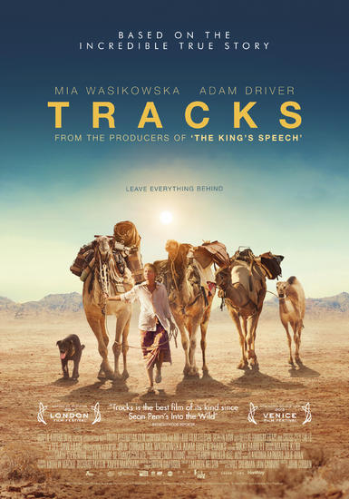 27/06/2014 : JOHN CURRAN - FILM: Tracks