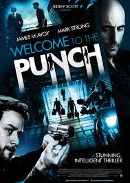 04/10/2013 : ERAN CREEVY - WELCOME TO THE PUNCH