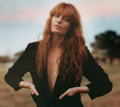 06/03/2015 : FLORENCE AND THE MACHINE - What Kind Of Man