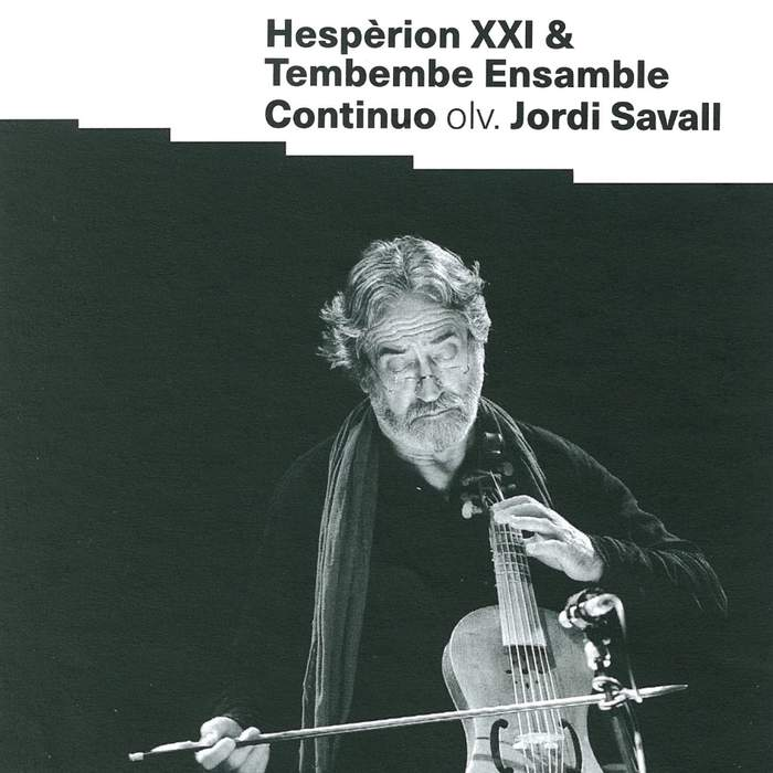 09/12/2016 : FOLIAS ANTIGUAS & CRIOLLAS (FROM THE OLD TO THE NEW WORLD) - Hesperion XXI & Tembembe Ensamble Continuo o.l.v. Jordi Savall (Antwerpen, deSingel, 20/4/2016)