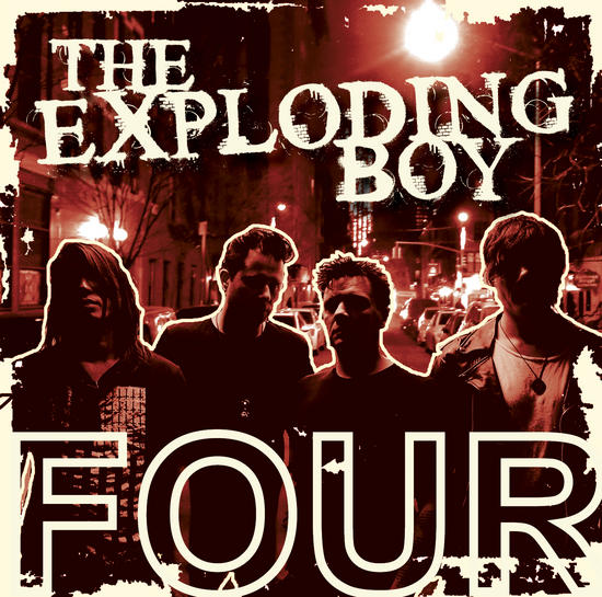 28/10/2013 : THE EXPLODING BOY - Four