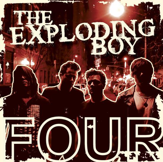 28/10/2013 : THE EXPLODING BOY - Four