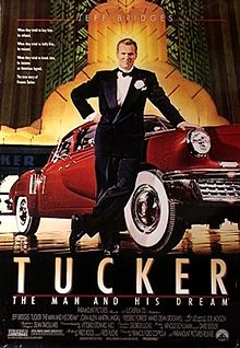 07/05/2015 : FRANCIS FORD COPPOLA - Tucker: The Man And His Dreams
