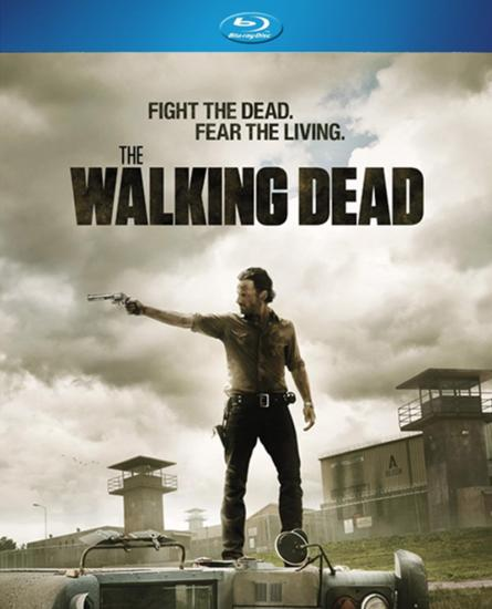 26/09/2013 : FRANK DARABONT - The Walking Dead Season 3