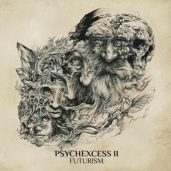 16/11/2015 : FRANK RIGGIO - Psychexcess II – Futurism