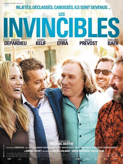 03/02/2014 : FREDERIC BERTHE - Les Invincibles