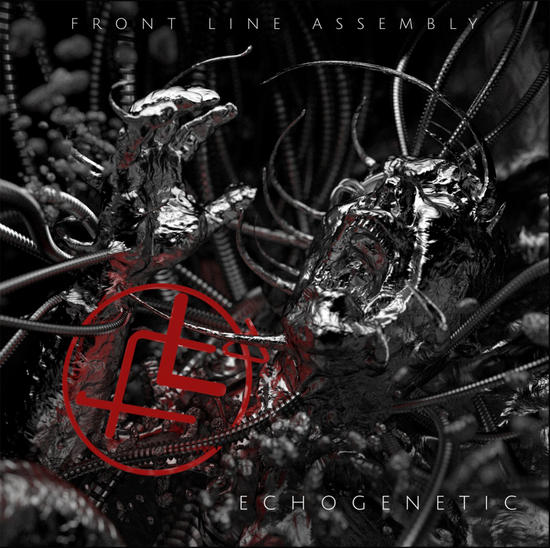 17/07/2013 : FRONT LINE ASSEMBLY - Echogenetic