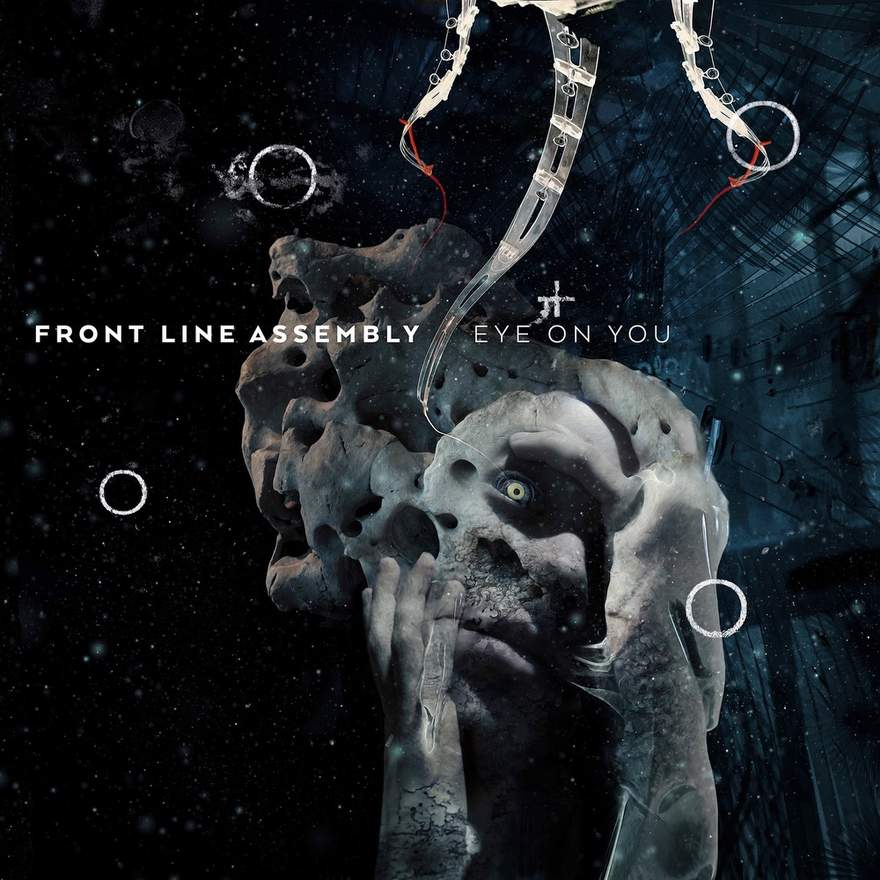 NEWS FRONT LINE ASSEMBLY releases new single EYE ON YOU (feat. Robert Görl)