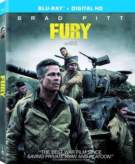 11/02/2015 : DAVID AYER - Fury