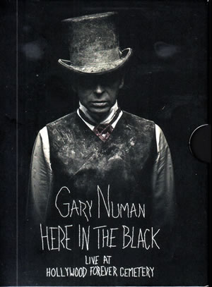10/12/2016 : GARY NUMAN - Here In The Black (Live at Hollywood Forever Cemetery)