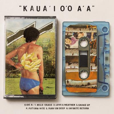 NEWS Gentle Friendly announce new album, 'KAUA'I O'O A'A'