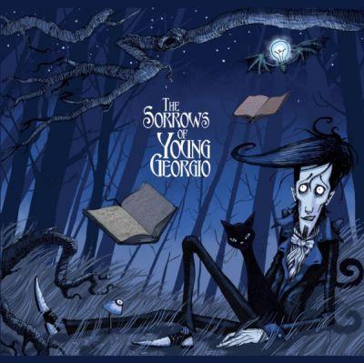 30/12/2011 : GEORGIO 'THE DOVE' VALENTINO - The Sorrows of Young Georgio