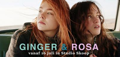 NEWS Ginger & Rosa makes its return to the Belgian film theatre.