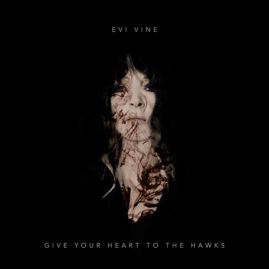 04/07/2015 : EVI VINE - Give Your Heart To The Hawks