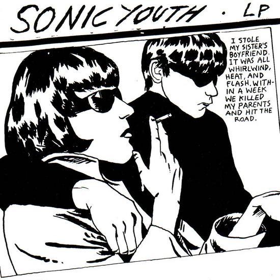 20/09/2015 : SONIC YOUTH - Goo