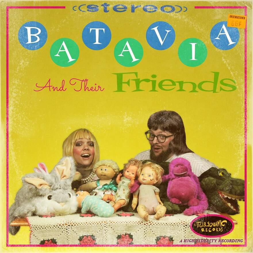 NEWS Gothic Industrial Band BATAVIA Unveils Remix Album, Batavia And Their Friends